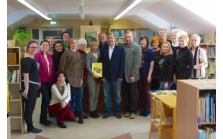 Palangos ugdymo įstaigų vadovai patirties sėmėsi Estijoje
