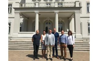EBBA vadovai įvertino – Palanga pasirengusi priimti geriausius Europos pučiamųjų orkestrus