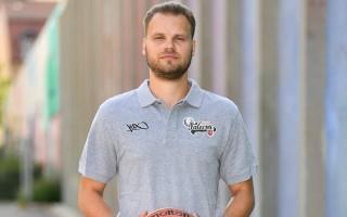 """Palangos """"Kuršiai"""" turi naują vyriausiąjį trenerį - 32-ejų Vytautą Buzą"""