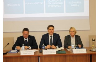 Šarūnas Vaitkus - tarp keturių šalies merų, kurie patars Vyriausybei savivaldybių klausimais