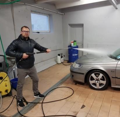 AUTO SPA sieks automobilį išplauti ir išvalyti geriau nei kiti