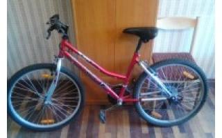 Rastas dviratis