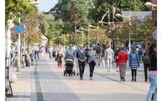 TV3.lt: Liūdnos dienos Palangoje: miestą vėl praminė savaitgaliniu kurortu