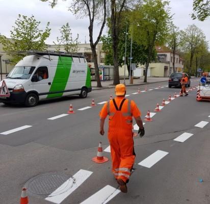 Vienkryptis eismas Vytauto gatvėje – jau kitą savaitę