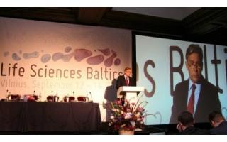 Vilniuje – didžiausia Baltijos šalyse  tarptautinė gyvybės mokslų konferencija