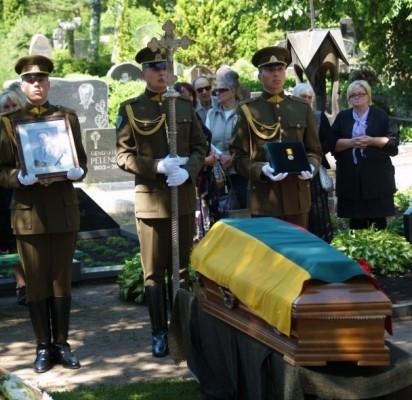 Amžino poilsio Palangos senosiose kapinėse atgulė A. V. Ulba