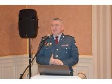 Klaipėdos apskrities vyriausiojo policijos komisariato viršininkas Alfonsas Motuzas pasakojo, kam buvo reikalinga policijos pertvarka ir kokių siekiama rezultatų.