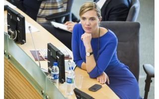 """Kandidatė į vidaus reikalų ministrus Agnė Bilotaitė: """"Man Palangos """"Pušynas"""" - sovietmečio reliktas. Ar Vidaus reikalų ministerijos funkcija teikti sveikatingumo ir SPA paslaugas?"""""""