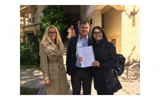 Socialdemokratė Svetlana Grigorian vadovaus opozicijai Palangos miesto savivaldybės Taryboje