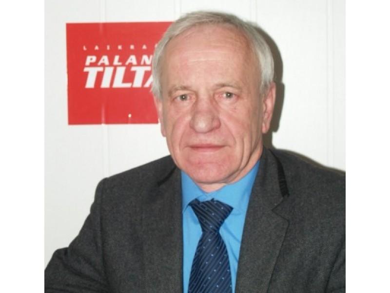 """UAB """"Palangos komunalinis ūkis"""" direktorius Konstantinas Skierus."""