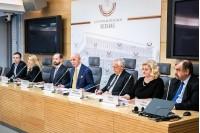 Antanas Vinkus dalyvavo Pasaulio lietuvių bendruomenės komisijos posėdyje, Baltijos Asamblėjos sesijoje
