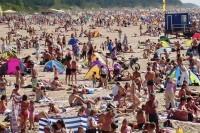 """Palangos gelbėtojams – darbymetis: krante """"karščiau"""" nei jūroje"""