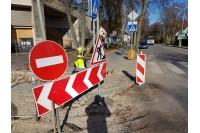 Palangoje – intensyvūs gatvių bei šaligatvių tvarkymo darbai
