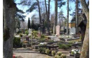 Vėlinės – džiaugsmas ir įvairaus plauko kapinių vagims