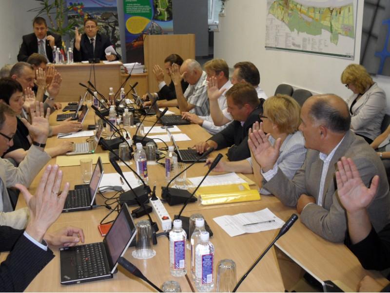 Vidurvasario nuotaikos Taryboje – sprendimai priimti be stabtelėjimų