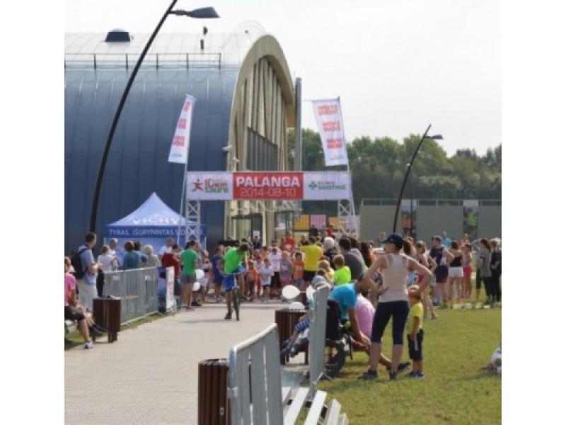 Pavasarį atidaryta universalioji sporto arena pritraukia daugybę renginių.