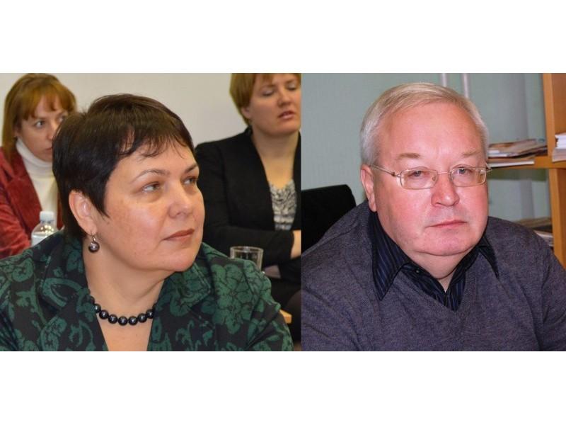 Sondra Kulikauskienė ir Egidijus Rimkus.